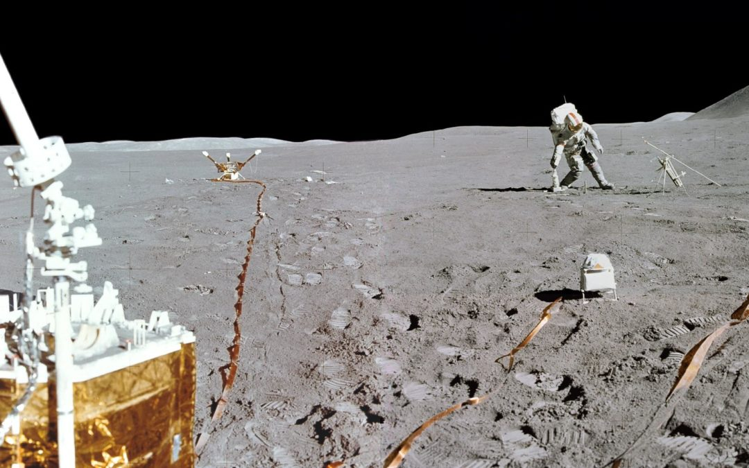 August 1, 1971 – Second Apollo 15 Moonwalk
