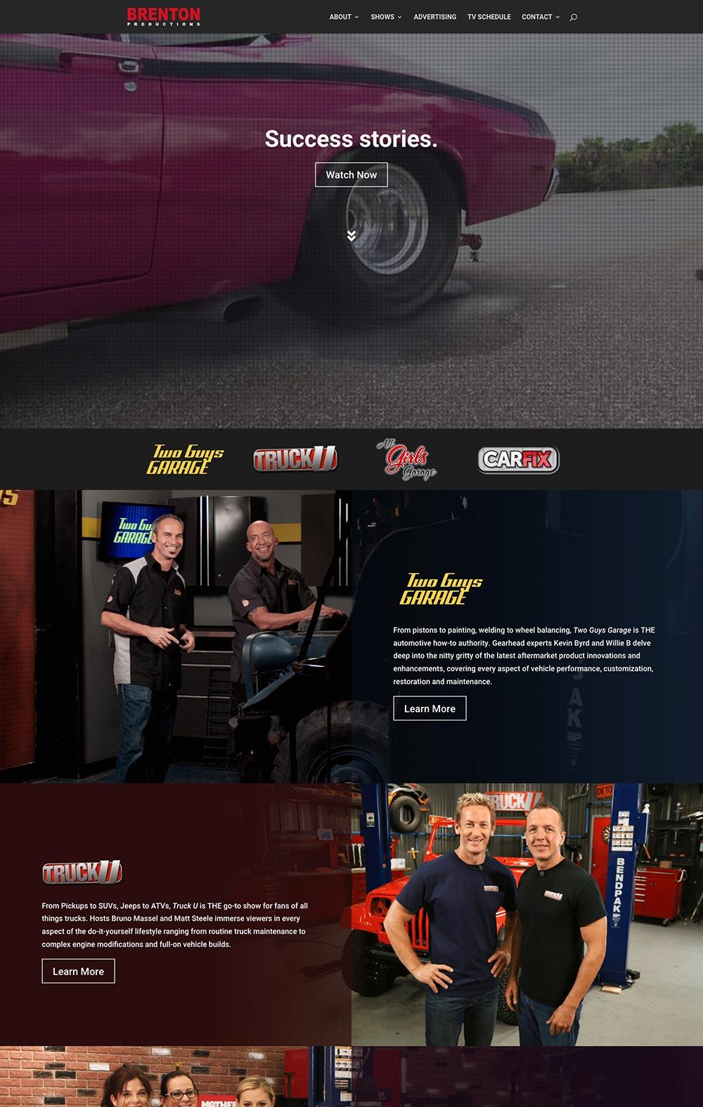 Brenton TV
