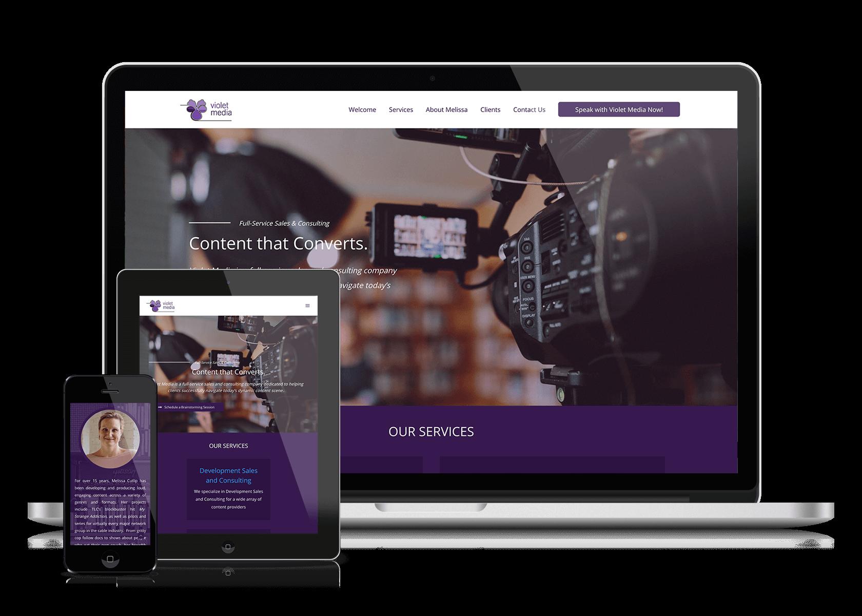 Violet Media